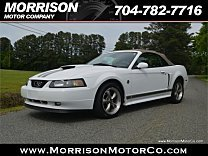 2004 Ford Mustang GT Convertible for sale 100871532