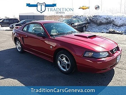 2004 Ford Mustang Coupe for sale 100961144