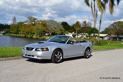 2004 Ford Mustang GT Convertible for sale 100962032