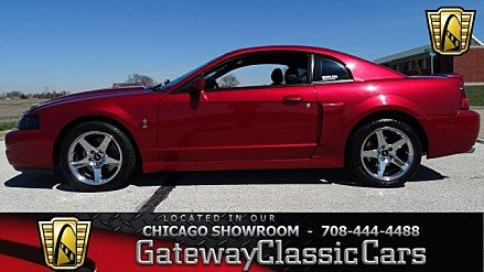 2004 Ford Mustang Cobra Coupe for sale 100981113