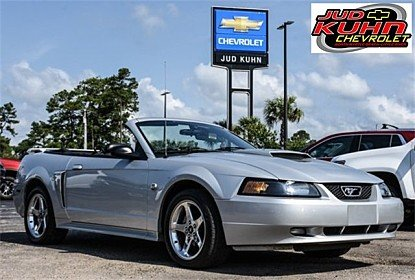 2004 Ford Mustang GT Convertible for sale 100995847