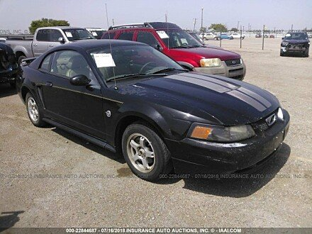 2004 Ford Mustang Coupe for sale 101015961