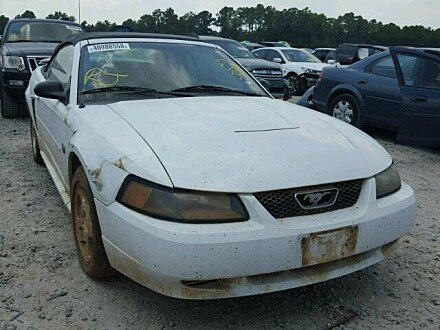 2004 Ford Mustang Convertible for sale 101045965