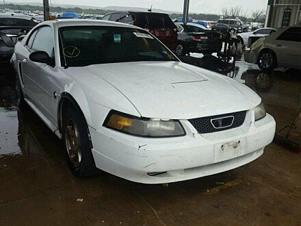 2004 Ford Mustang Coupe for sale 101051111