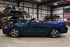2004 Ford Mustang Cobra Convertible for sale 101057777