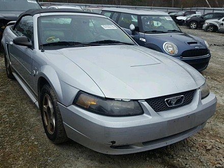 2004 Ford Mustang Convertible for sale 101058385