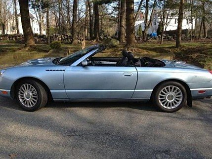 2004 Ford Thunderbird for sale 100758006