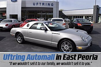 2004 Ford Thunderbird for sale 100860096