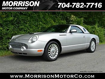 2004 Ford Thunderbird for sale 100880800