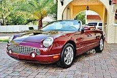 2004 Ford Thunderbird for sale 100962580