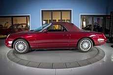 2004 Ford Thunderbird for sale 100979254