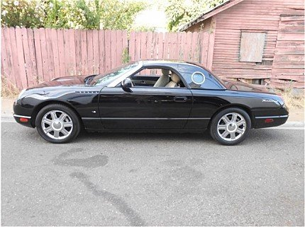 2004 Ford Thunderbird for sale 101004700