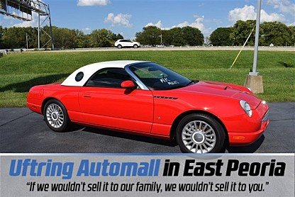 2004 Ford Thunderbird for sale 101024123
