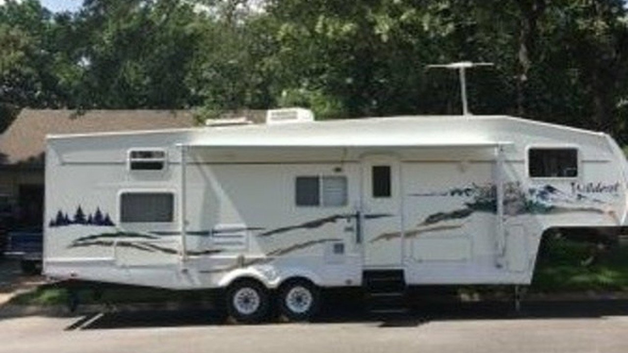 2004 Forest River Wildcat for sale 300145687