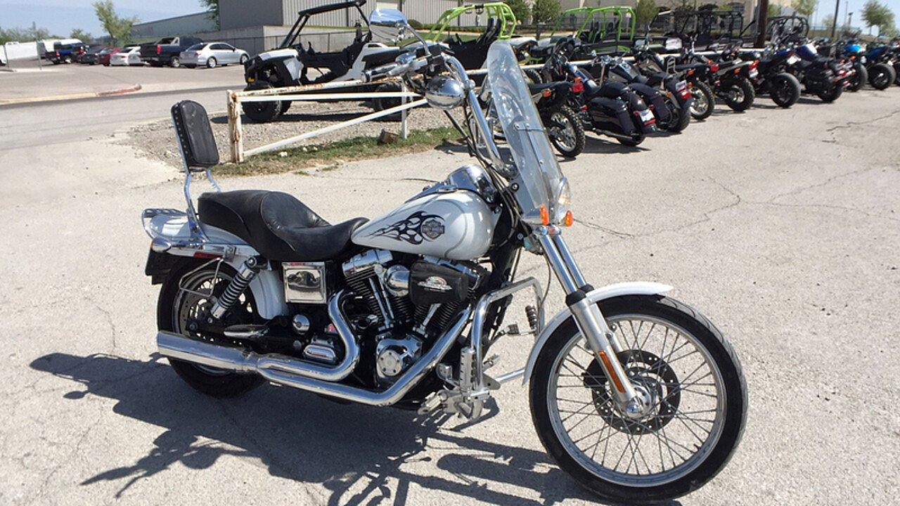 2004 Harley-Davidson Dyna for sale 200560048