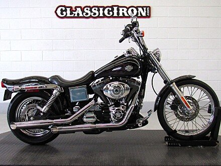 2004 Harley-Davidson Dyna for sale 200572597
