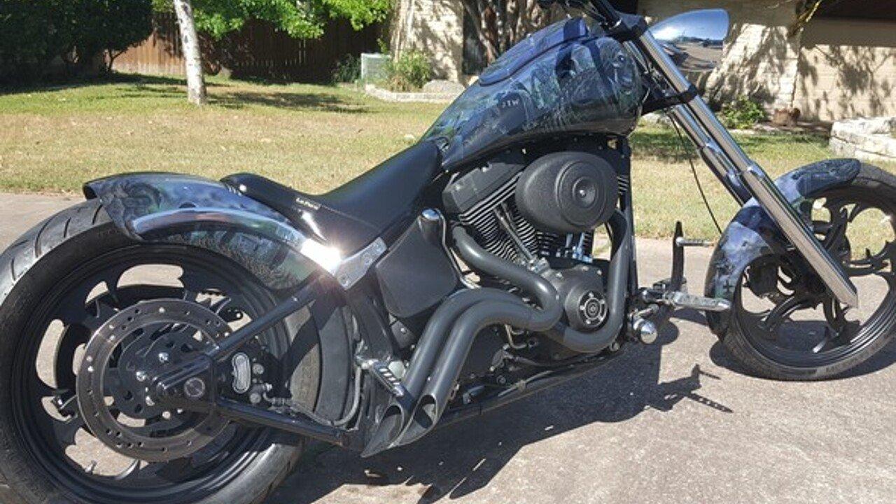 2004 Harley-Davidson Softail for sale 200476961
