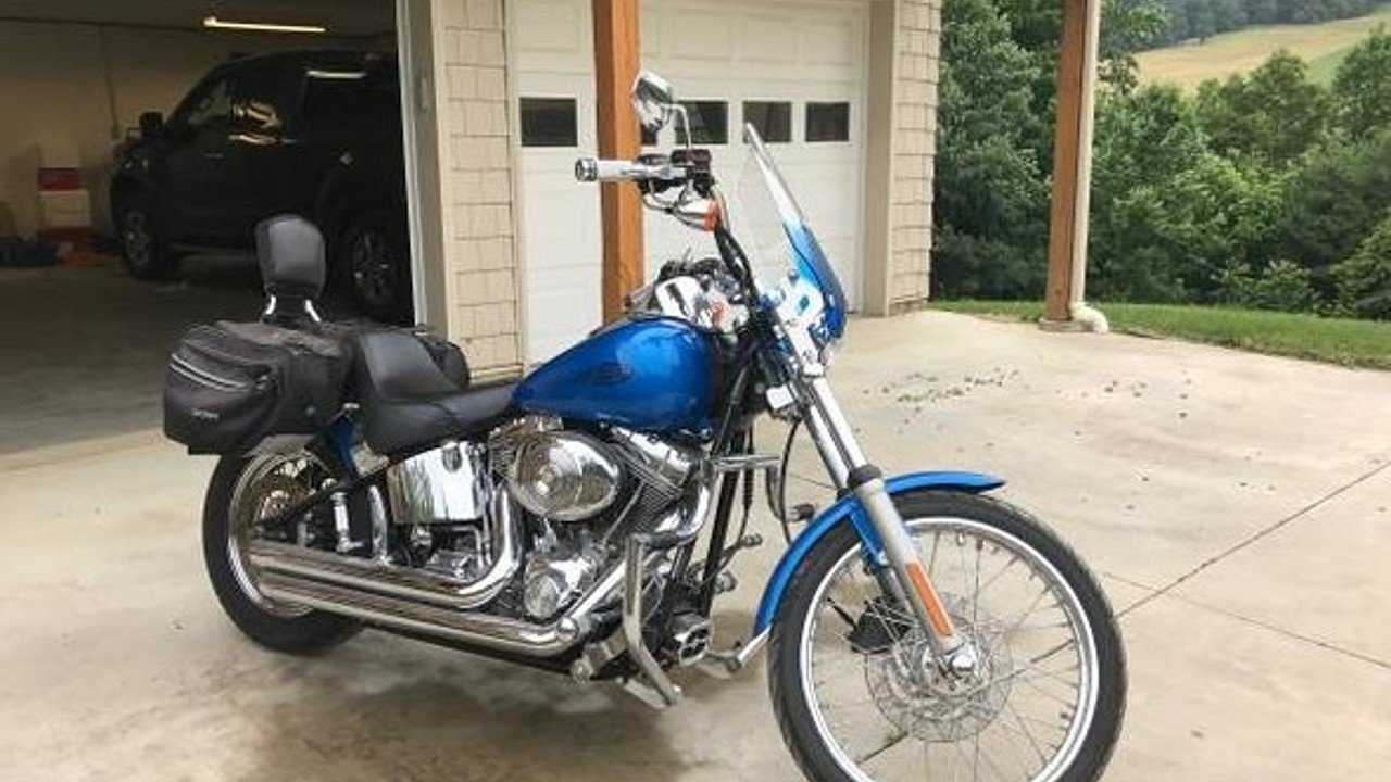 2004 Harley-Davidson Softail for sale 200597664