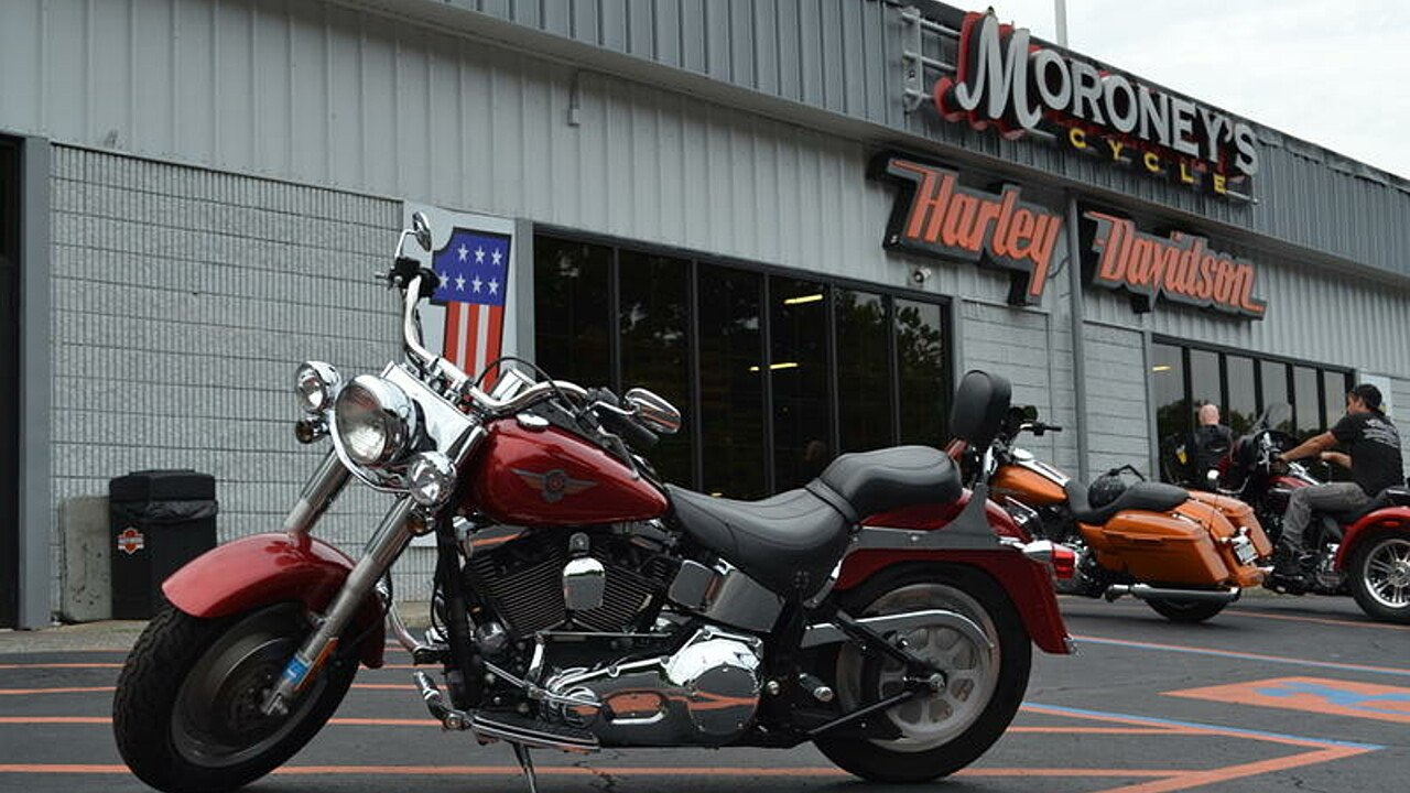 2004 Harley-Davidson Softail for sale 200643471