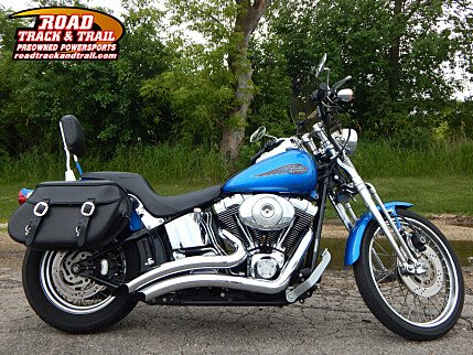 2004 Harley-Davidson Softail for sale 200472277
