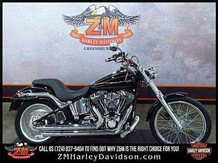 2004 Harley-Davidson Softail for sale 200514240