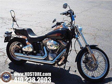 2004 Harley-Davidson Softail for sale 200590647