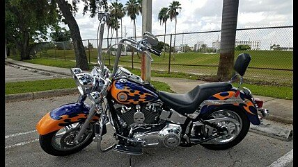 2004 Harley-Davidson Softail Heritage for sale 200603979