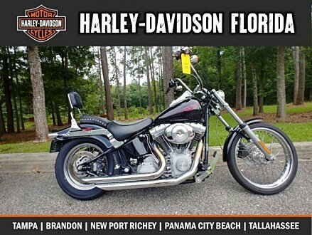 2004 Harley-Davidson Softail for sale 200606089