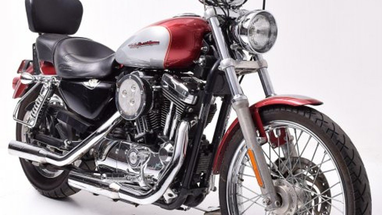 2004 Harley-Davidson Sportster for sale 200498048