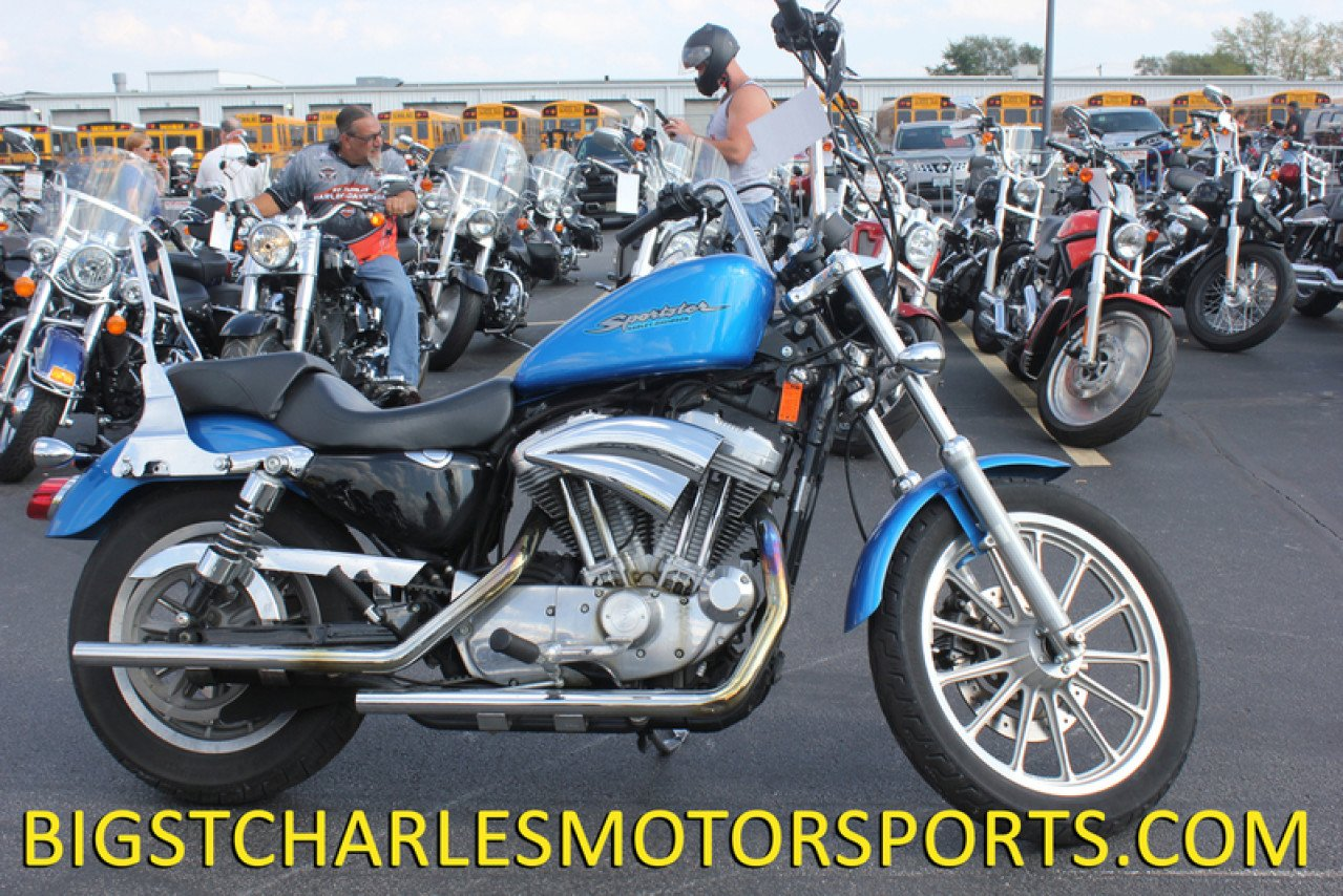 Motorcycle Shipping Quote 2004 Harleydavidson Sportster For Sale Near Stcharles Missouri