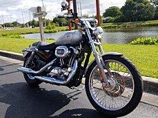 2004 Harley-Davidson Sportster for sale 200546137