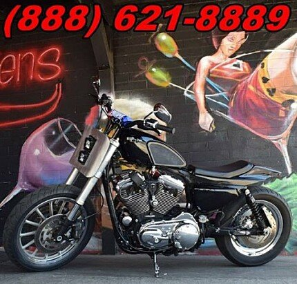 2004 Harley-Davidson Sportster for sale 200570683