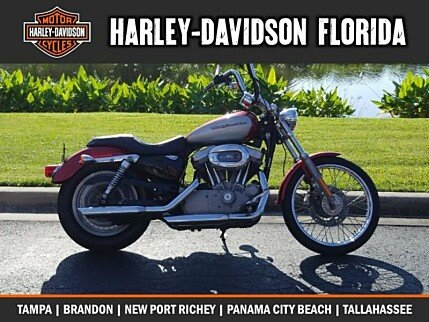 2004 Harley-Davidson Sportster for sale 200590826