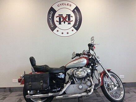 2004 Harley-Davidson Sportster for sale 200642835