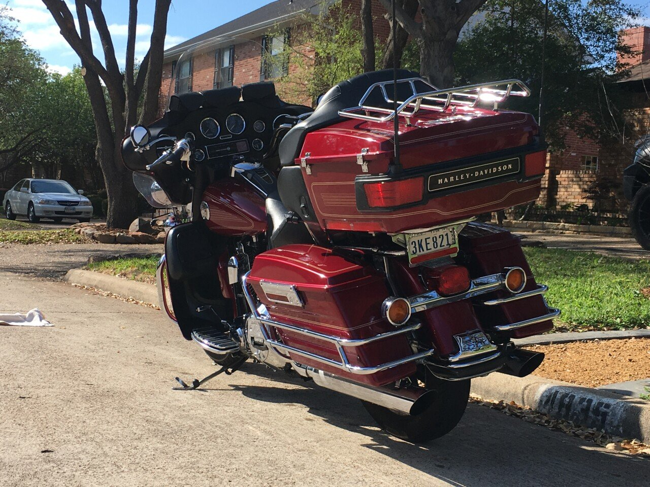 2018 Harley Davidson Motorcycles For Sale Texas >> 2004 Harley-Davidson Touring Electra Glide Ultra Classic for sale near Dallas, Texas 75287 ...