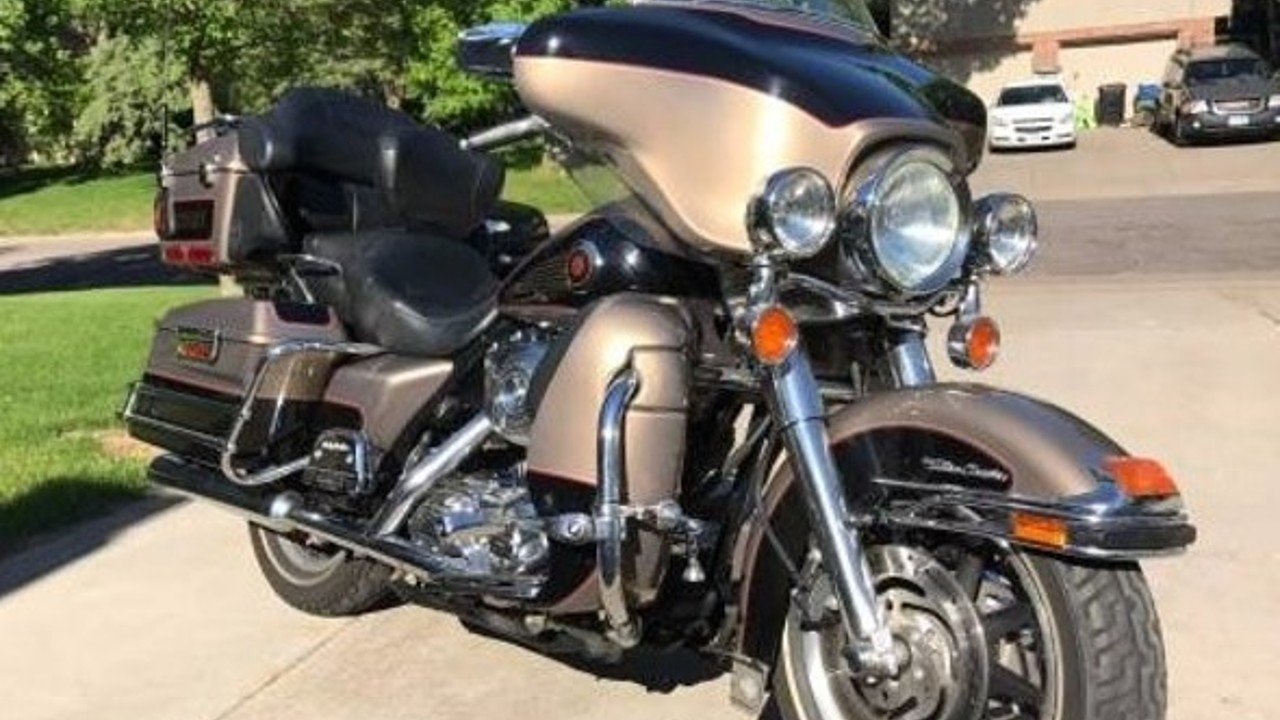 2004 Harley-Davidson Touring for sale 200464977