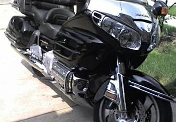2004 Honda Gold Wing for sale 200449966