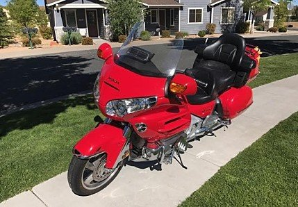 2004 Honda Gold Wing for sale 200485138