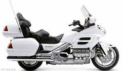 2004 Honda Gold Wing for sale 200556218