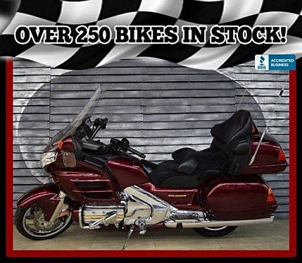 2004 Honda Gold Wing for sale 200594326