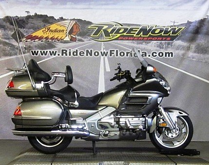 2004 Honda Gold Wing for sale 200602956