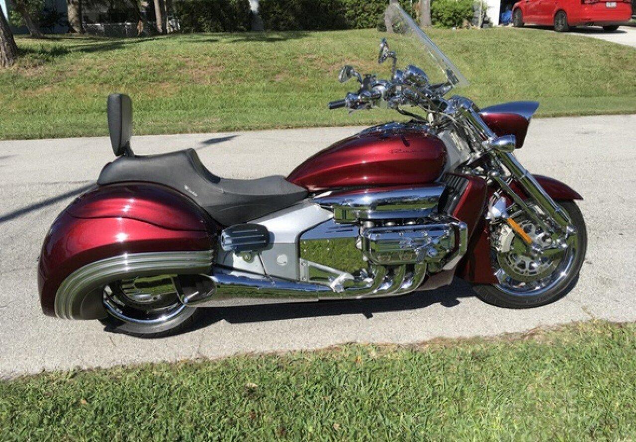 78 2015 Honda Rune Motorcycle 2005 Honda Valkyrie
