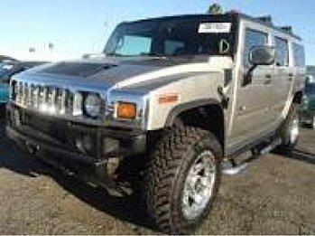 2004 Hummer H2 for sale 100724002
