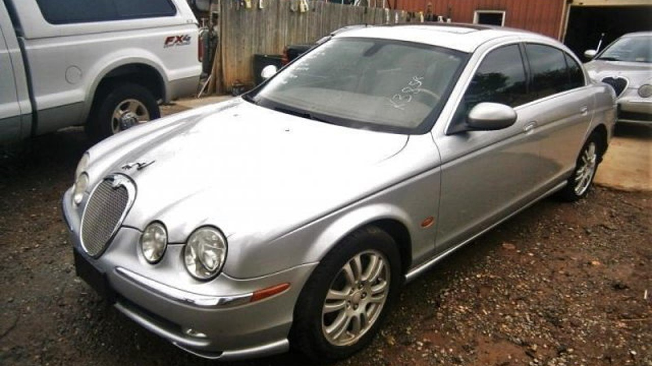 2004 Jaguar S-TYPE 4.2 for sale 100749611