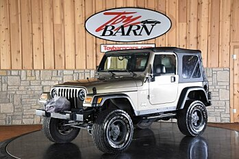 2004 Jeep Wrangler 4WD X for sale 101008314