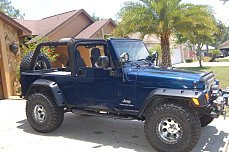 2004 Jeep Wrangler 4WD for sale 100766257