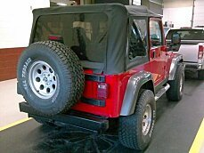 2004 Jeep Wrangler 4WD X for sale 100962728