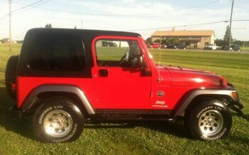 2004 Jeep Wrangler 4WD X for sale 100989616