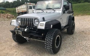 2004 Jeep Wrangler 4WD X for sale 101009171