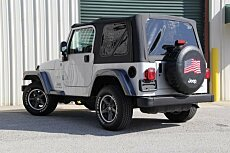 2004 Jeep Wrangler 4WD X for sale 101010096